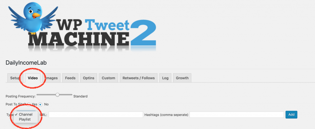 The Tweet Generator For Affiliate Marketers - WP Tweet